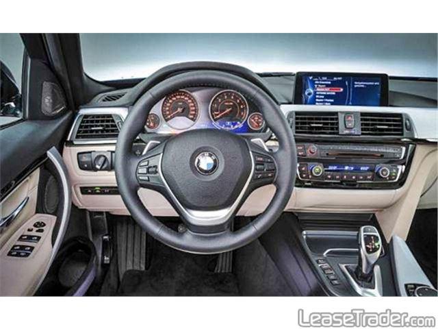 2018 BMW 320i Sedan Interior