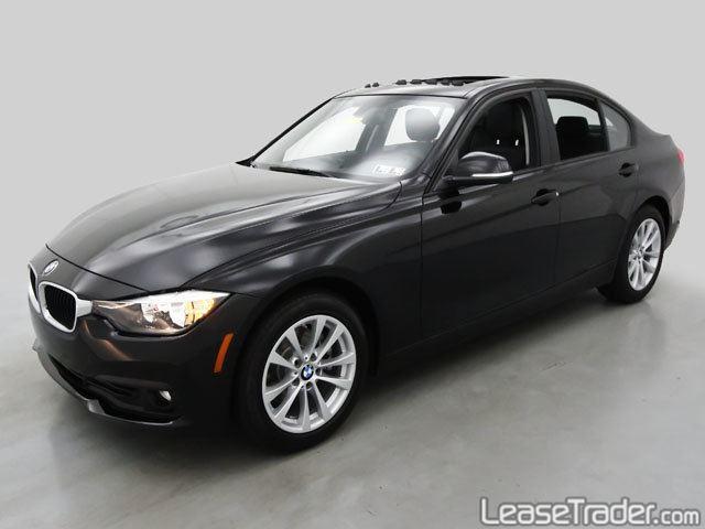 2018 BMW 320i Sedan Side