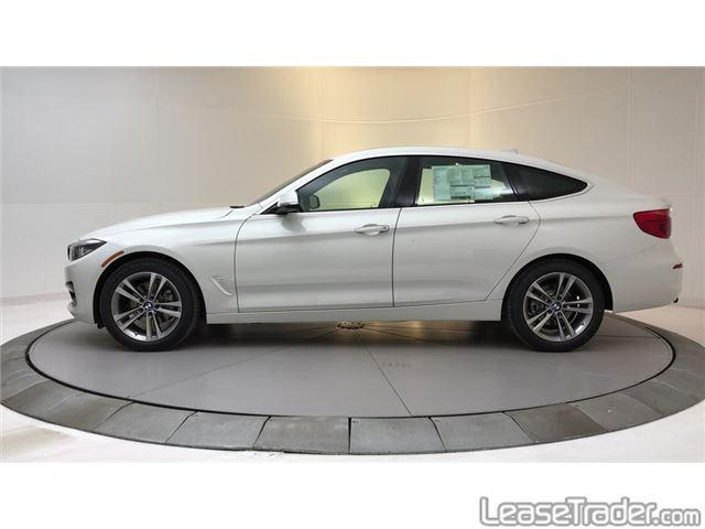 2018 BMW 330i Side