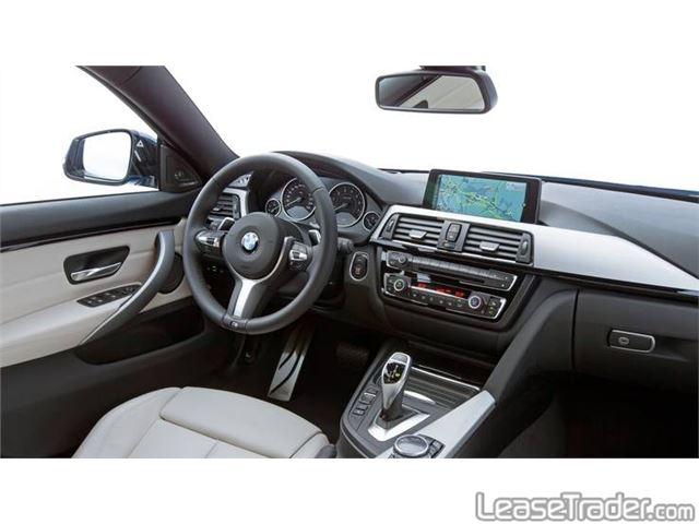 2018 BMW 430i Gran Coupe Dashboard