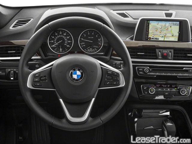 2018 BMW X1 xDrive28i Dashboard