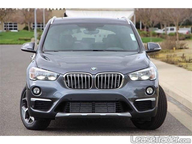 2018 BMW X1 xDrive28i Front