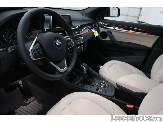2018 BMW X1 xDrive28i Interior