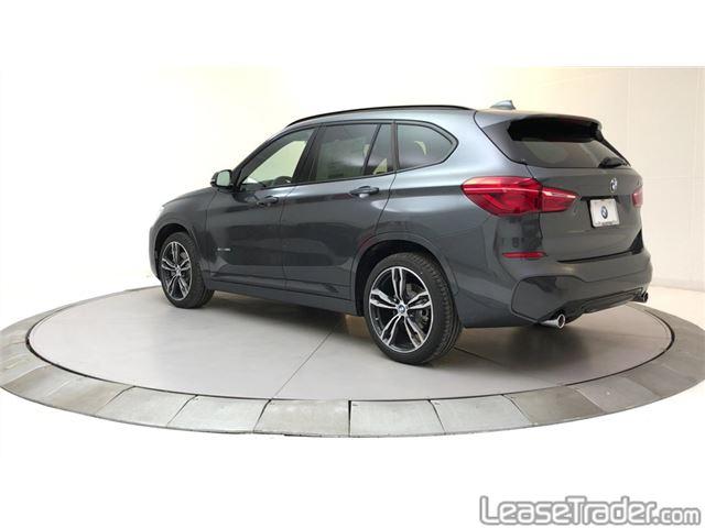2018 BMW X1 xDrive28i Rear