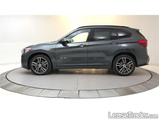 2018 BMW X1 xDrive28i Side