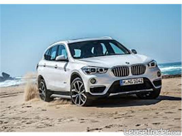 2018 BMW X2 xDrive28i Front