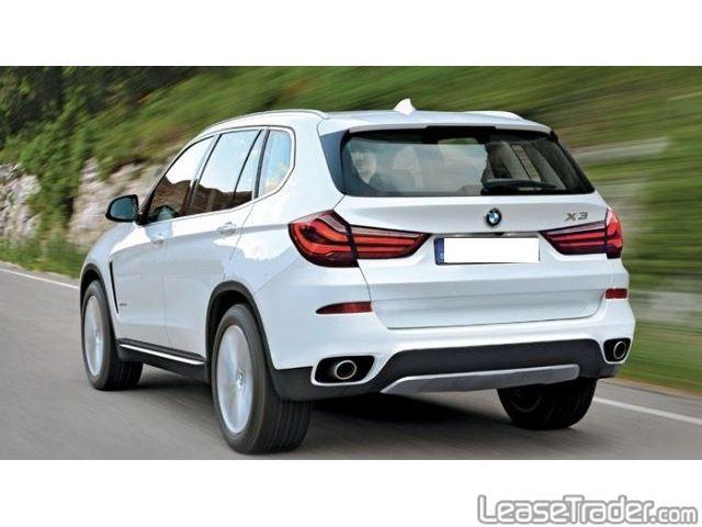 2018 BMW X3 xDrive30i Side