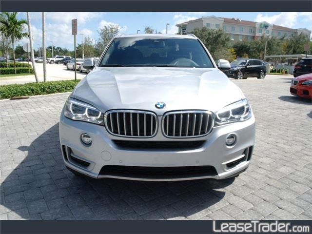 2018 BMW X5 xDrive35i  Front
