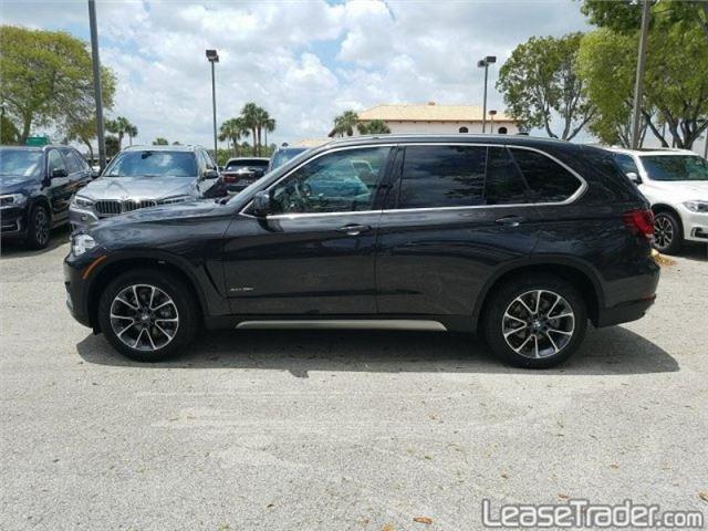 2018 BMW X5 xDrive35i  Side