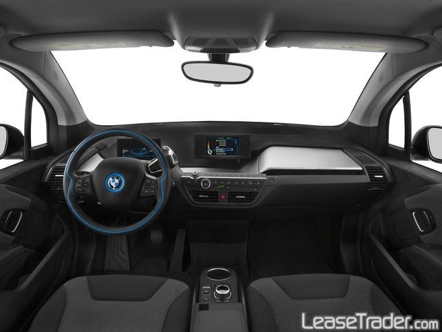 2018 BMW i3 94 Ah with Range Extender Dashboard