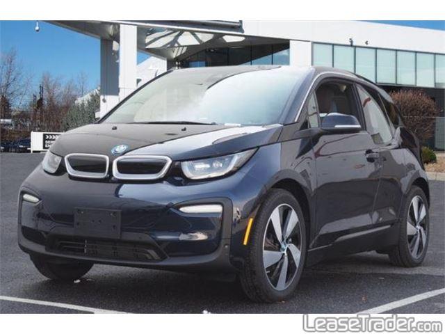 2018 BMW i3 94 Ah with Range Extender Front