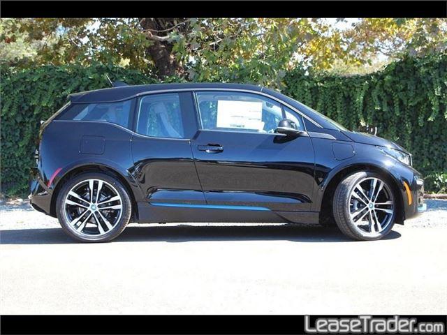 2018 BMW i3 with Range Extender Side