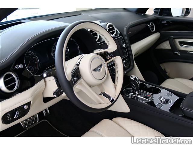 2018 Bentley Bentayga W12 Dashboard