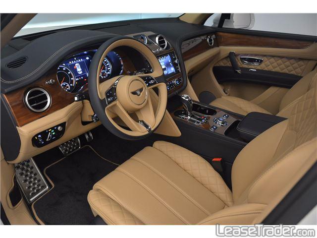 2018 Bentley Bentayga W12 Interior