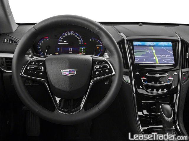 2018 Cadillac ATS 2.0L Turbo Base Dashboard
