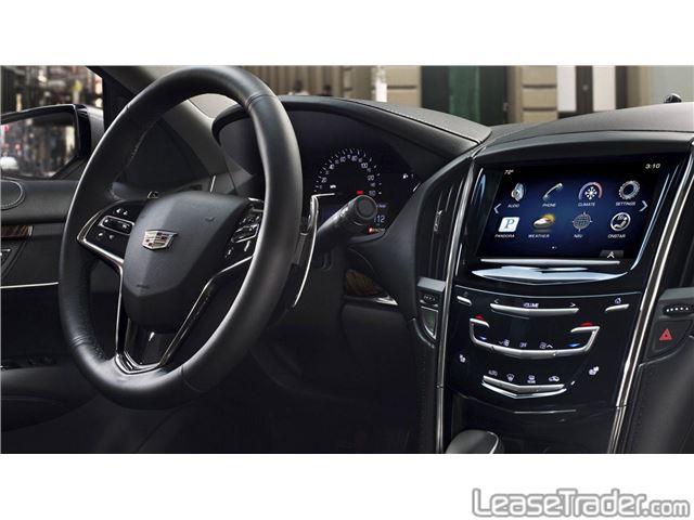 2018 Cadillac ATS 2.0L Turbo Base Interior
