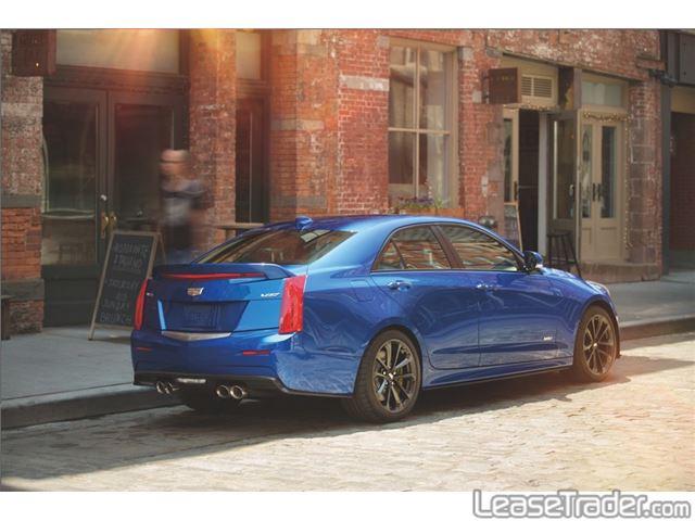 2018 Cadillac ATS 2.0L Turbo Base