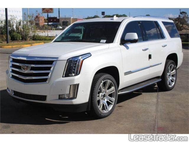 2018 Cadillac Escalade Luxury SUV Front