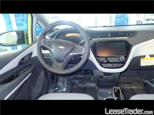 2018 Chevrolet Bolt EV LT Interior