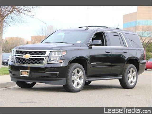 2018 Chevrolet Tahoe LS Front