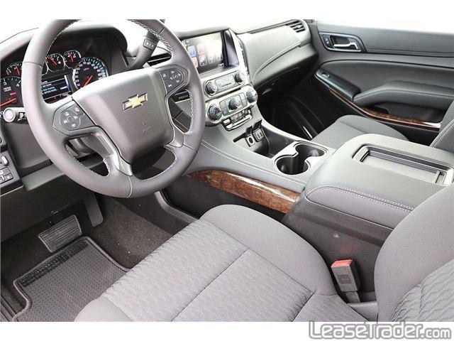 2018 Chevrolet Tahoe LS Interior