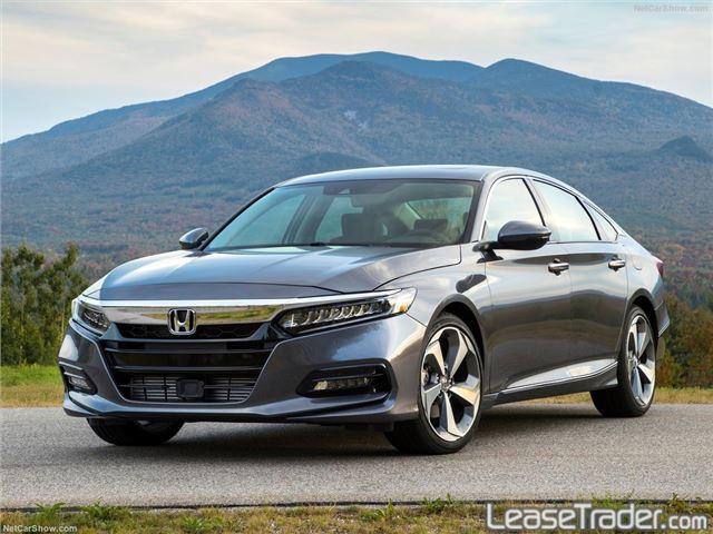 2018 Honda Accord LX  Front