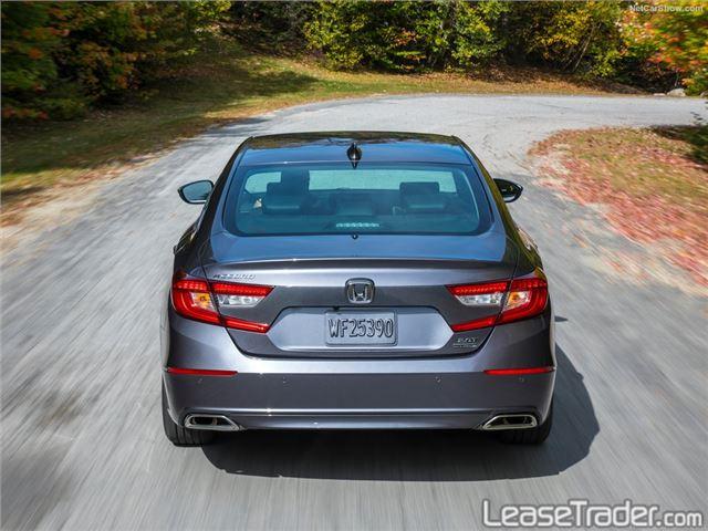 2018 Honda Accord LX  Rear