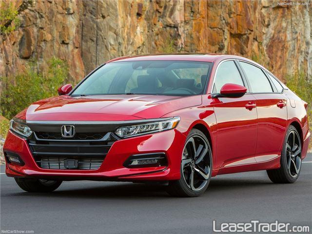 2018 Honda Accord LX  Side
