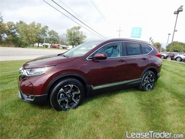 2018 Honda CRV LX Front
