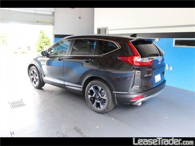 2018 Honda CRV LX Rear