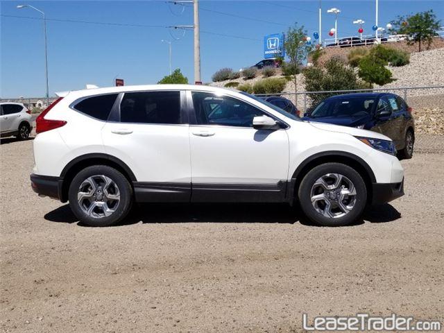 2018 Honda CRV LX Side
