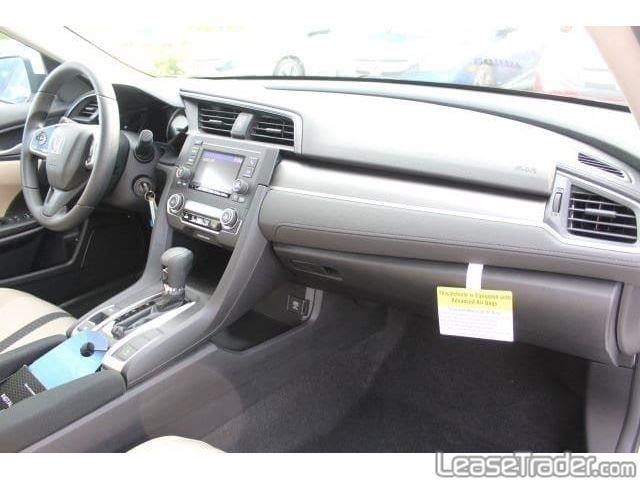 2018 Honda Civic LX Dashboard