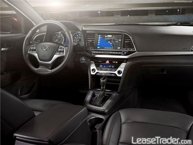 2018 Hyundai Elantra SE Dashboard