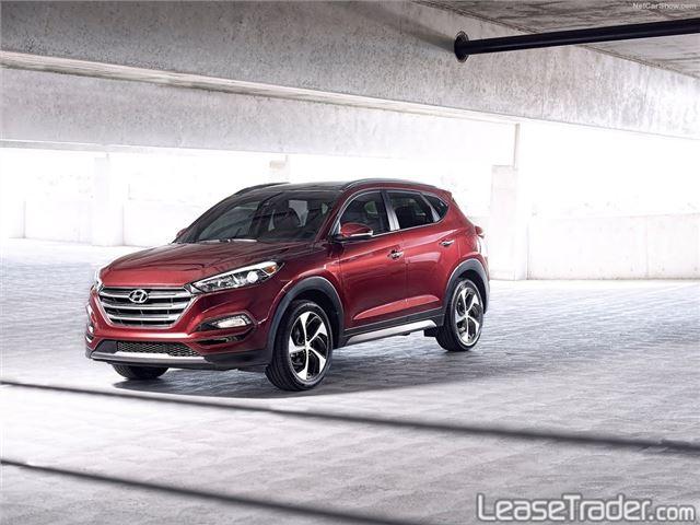 2018 Hyundai Tucson SE Side