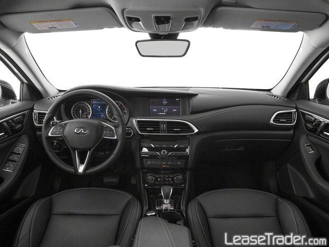 2018 Infiniti QX30 Premium Dashboard