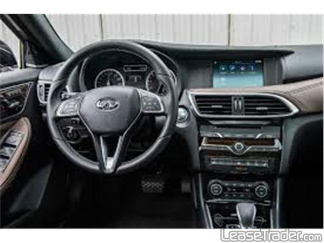 2018 Infiniti QX30 Premium Interior