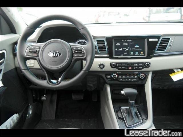 2018 Kia Niro LX Dashboard