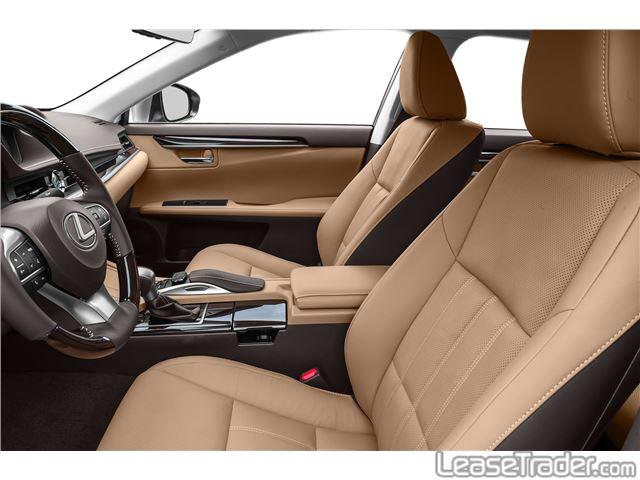 2018 Lexus ES 350 Interior