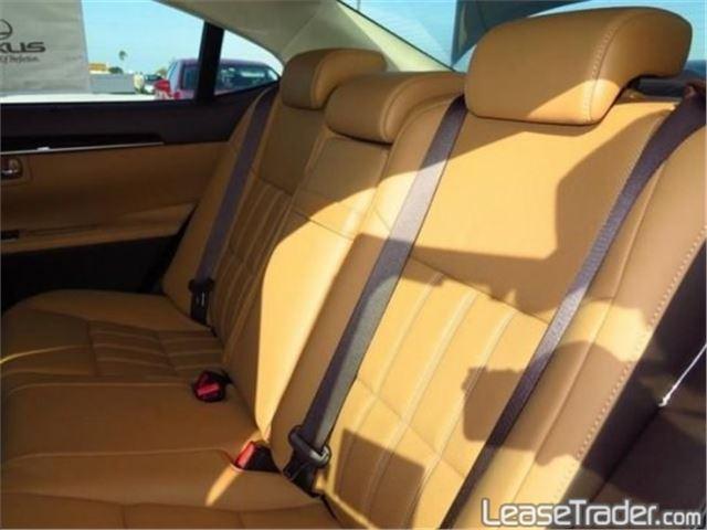 2018 Lexus ES 350 Rear