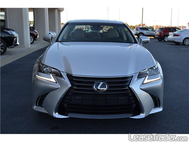 2018 Lexus GS 350 Front