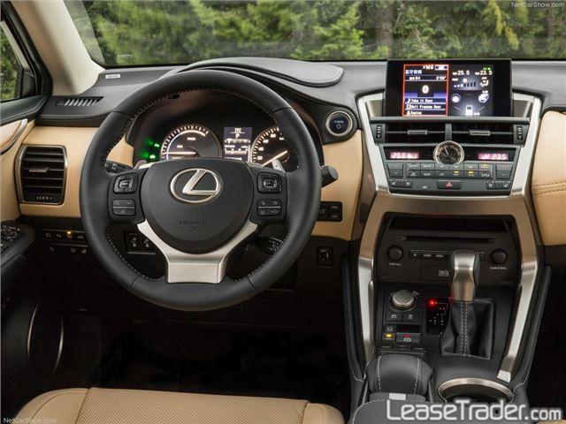 2018 Lexus NX Series NX 300 Dashboard