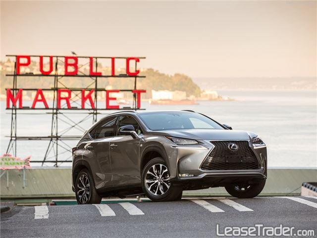 2018 Lexus NX Series NX 300