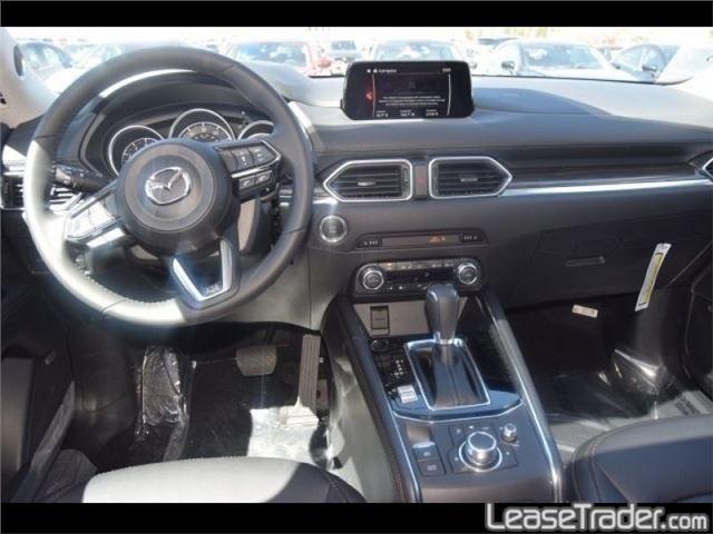 2018 Mazda CX-5 Sport  Dashboard