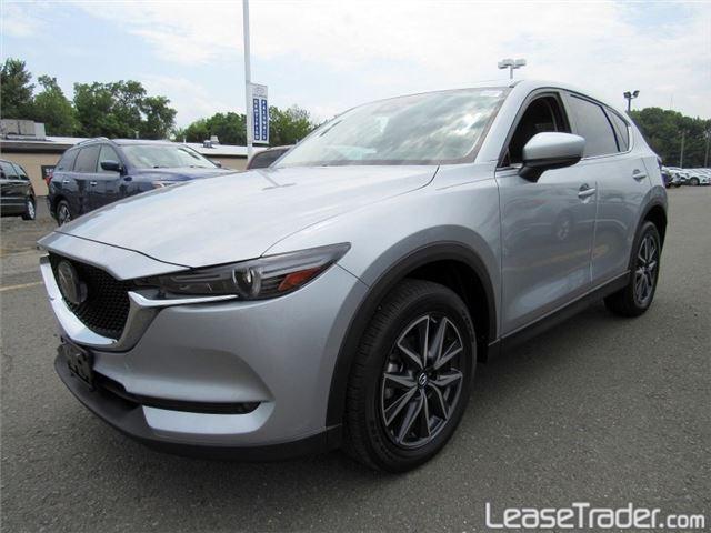 2018 Mazda CX-5 Sport  Front