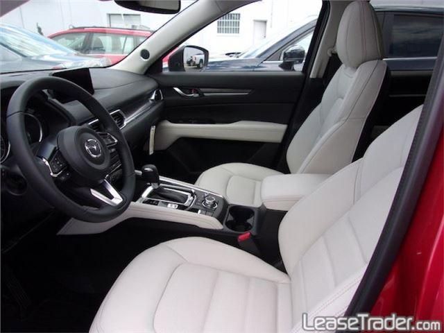 2018 Mazda CX-5 Sport  Interior