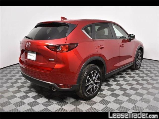2018 Mazda CX-5 Sport  Rear