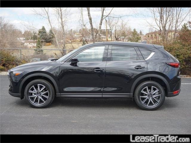 2018 Mazda CX-5 Sport  Side