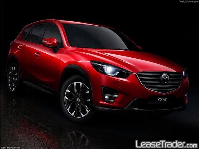 2018 Mazda CX-5 Touring Dashboard