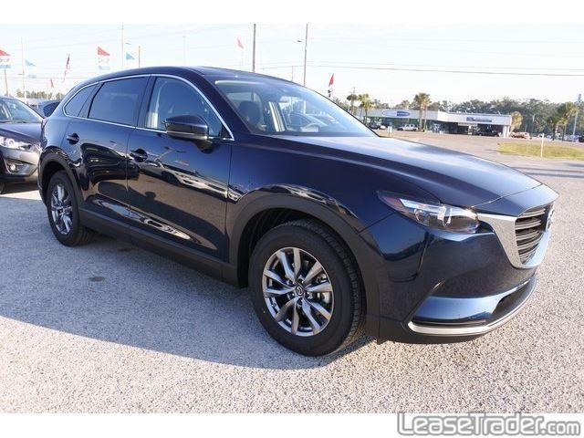 2018 Mazda CX-9 Sport Front
