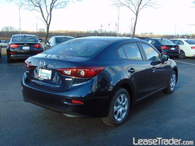 2018 Mazda Mazda3 Sport 4-DOOR Side